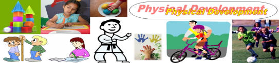 Physical Development Banner